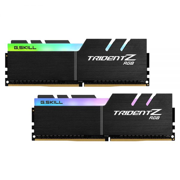 رم CL17 DDR4 جی اسکیل 16 گیگابایت 4400MHZ مدل TRIDENT Z RGB