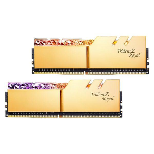 G.SKILL TRIDENT Z ROYAL DUAL 3600MHZ 16GB CL18