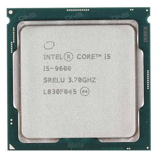 i5-9600
