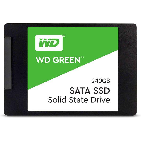 حافظه SSD 240GB Sata Green WesternDigital