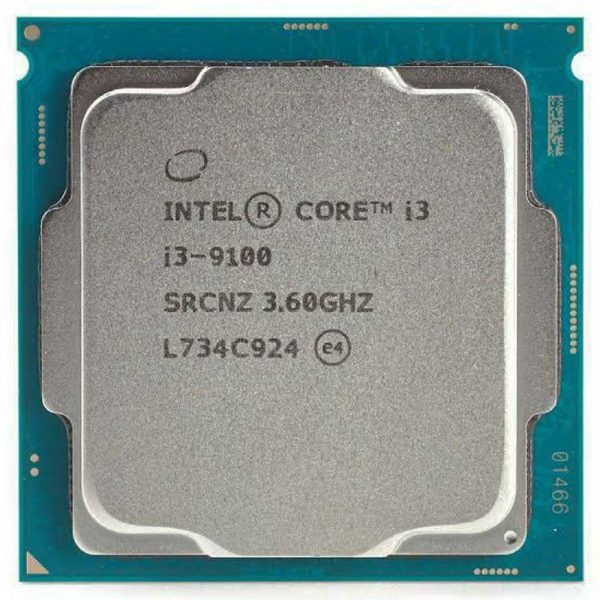 I3-9100