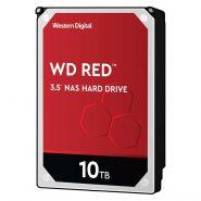 هارد اینترنال وسترن دیجیتال RED ظرفیت 10 ترابایت