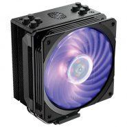 فن پردازنده کولر مستر HYPER 212 RGB BLACK EDITION