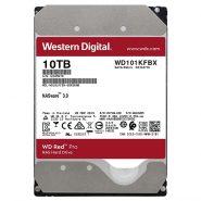 هارد اینترنال وسترن دیجیتال RED Pro ظرفیت 10 ترابایت