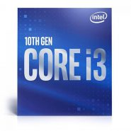 پردازنده مرکزی اینتل سری Comet Lake مدل BOX i3-10105